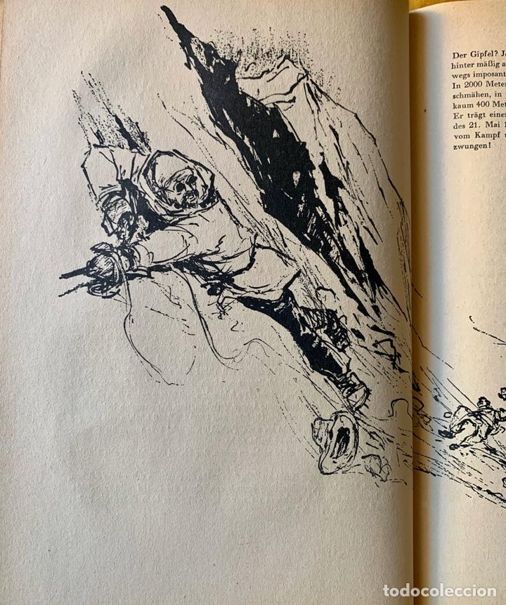 Coleccionismo deportivo: LA TRÁGICA EXPEDICIÓN ALPINA ALEMANA de 1934 AL Nanga Parbat, Pakistán. Uli Wieland. - Foto 12 - 195370633