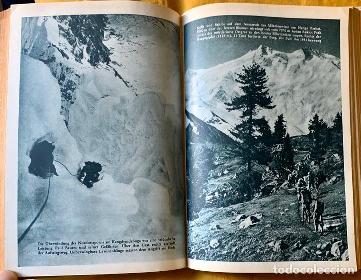 Coleccionismo deportivo: LA TRÁGICA EXPEDICIÓN ALPINA ALEMANA de 1934 AL Nanga Parbat, Pakistán. Uli Wieland. - Foto 15 - 195370633