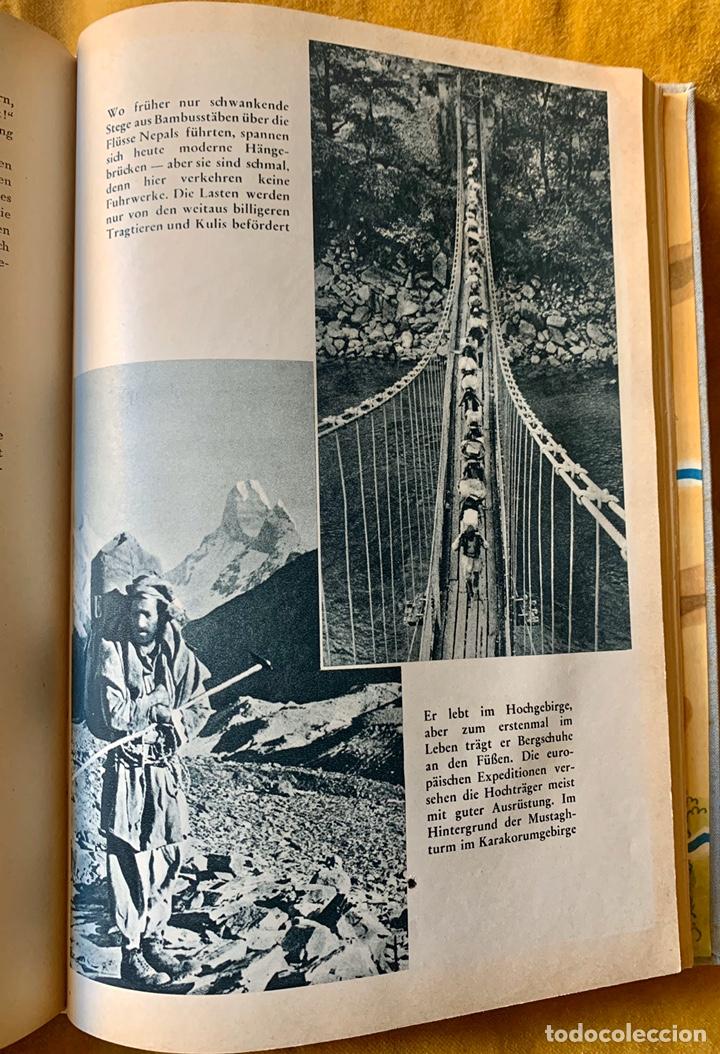 Coleccionismo deportivo: LA TRÁGICA EXPEDICIÓN ALPINA ALEMANA de 1934 AL Nanga Parbat, Pakistán. Uli Wieland. - Foto 16 - 195370633