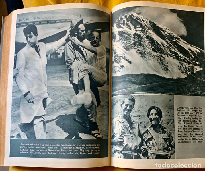 Coleccionismo deportivo: LA TRÁGICA EXPEDICIÓN ALPINA ALEMANA de 1934 AL Nanga Parbat, Pakistán. Uli Wieland. - Foto 17 - 195370633