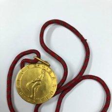 Coleccionismo deportivo: MEDALLA CESTA PUNTA JAI ALAI CAMPEONATO MUNDIAL 1971 F.F.P.B. Lote 195467152