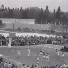 Coleccionismo deportivo: JOVENTUT BADALONA R.MADRID MEDALLA FINAL CAMPEONATO ESPAÑA 1948. Lote 196030647