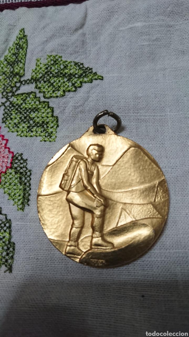 Coleccionismo deportivo: MEDALLA ALPINISMO, MONTAÑISMO - Foto 2 - 196398631