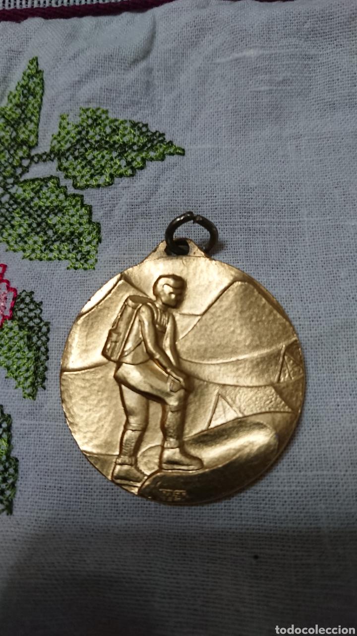 MEDALLA ALPINISMO, MONTAÑISMO (Coleccionismo Deportivo - Medallas, Monedas y Trofeos - Otros deportes)