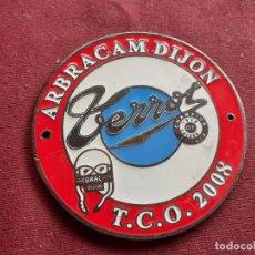 Collectionnisme sportif: MOTOCICLISMO. ABRACAM DIJON, FRANCIA. 2008. Lote 197170218