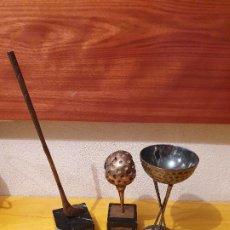 Coleccionismo deportivo: ESPECTACULAR LOTE TROFEOS GOLF. Lote 200595587