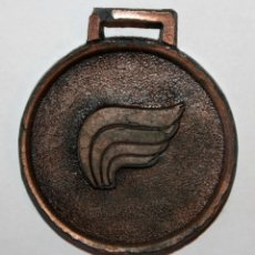 Coleccionismo deportivo: MEDALLA CONMEMORATIVA DEL 10º ANIVERSARIO CONSELL DE L'ESPORT ESCOLAR DE BARCELONA (1977-1987). Lote 201178826