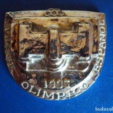 Coleccionismo deportivo: (F-200594)MEDALLA COMITE OLIMPICO ESPAÑOL 1995 - FIRMADA - DIRECTIVOS. Lote 206245246