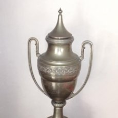 Coleccionismo deportivo: COPA TROFEO TIRO AL PICHÓN SAGUNTO 1930. Lote 206376580