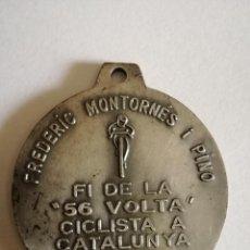 Coleccionismo deportivo: CICLISMO / SITGES - FREDERIC MONTORNES I PINO , FI DE LA 56 VOLTA CICLISTA A CATALUNYA 1976 SITGES. Lote 206555773