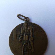 Coleccionismo deportivo: CICLISMO 1926 MEDALLA DUNLOP , UNA OFERTA DE DUNLOP RARO. Lote 206558078