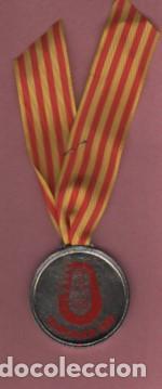 MEDALLA DEL CLUB ATLETIC MANRESA - CAM TEMPORADA 1996 (Coleccionismo Deportivo - Medallas, Monedas y Trofeos - Otros deportes)