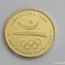 Collectionnisme sportif: MONEDA CONMEMORATIVA DE LOS JUEGOS OLÍMPICOS DE BARCELONA92. Lote 208948860