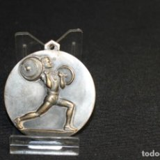 Coleccionismo deportivo: IX TROFEO CONESA DE HALTEROFILIA 1967. Lote 209171785