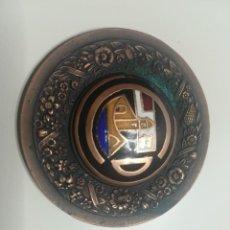 Coleccionismo deportivo: MEDALLA HOMENAJE A LAS VIEJAS GLORIAS DE LA PELOTA FRONTON C.D. JAI-ALAI BILBAO 7 DE JUNIO DE 1969. Lote 209255718