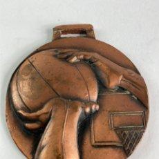 Coleccionismo deportivo: MEDALLA BALONCESTO. MAXIMO ANOTADOR 1989.. Lote 209989720
