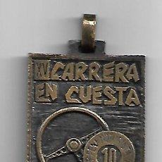 Coleccionismo deportivo: PEÑA MOTORISTA DIEZ POR HORA XV CARRERA EN CUESTA SAN FELIU DE CODINAS 1973. Lote 210612421