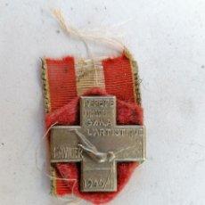 Coleccionismo deportivo: MEDALLA SUIZA, 19º FETE JURASSIENNE, GYM.A L'ARTISTIQUE - SONVILIER, AÑO 1946. Lote 210624713