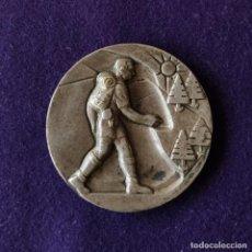 Coleccionismo deportivo: MEDALLA DE SOCIEDAD EXCURSIONISTA MANUEL IRADIER S.E.M.I. VITORIA.VII TROFEO INVIERNO. JUAN SALAZAR.. Lote 212848395
