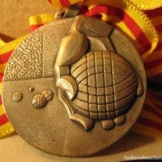 Coleccionismo deportivo: MEDALLA PETANCA 3 12 HORAS. DIAM. 4 CM. AÑOS 70. Lote 213973202