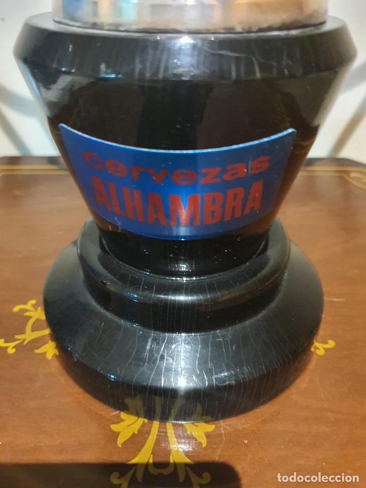 Coleccionismo deportivo: Antiguo trofeo tiro al plato - Foto 2 - 216779376