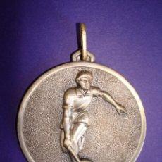Coleccionismo deportivo: MEDALLA DE VETERANOS 1974.STADIUM VENECIA .ZARAGOZA.. Lote 218263033