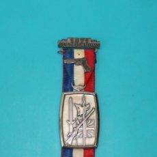 Coleccionismo deportivo: MEDALLA DE TIRO DE PISTOLA, 1971. Lote 218428271