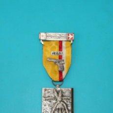 Coleccionismo deportivo: MEDALLA DE TIRO DE PISTOLA SUIZO CANADIENSE, 1971. Lote 218429482