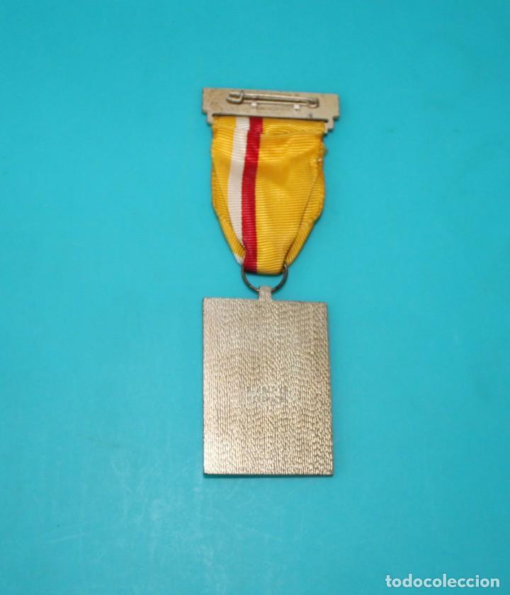 Coleccionismo deportivo: MEDALLA DE TIRO DE PISTOLA SUIZO CANADIENSE, 1971 - Foto 2 - 218429482