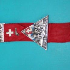 Coleccionismo deportivo: MEDALLA 50 FESTIBAL DE TIRO DE LUCERNA 1979. Lote 218437137