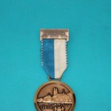 Coleccionismo deportivo: MEDALLA IX SEMANA INTERNACIONAL DEL PARTIDO ZÚRICH 1989,9. INTERNATIONALE MATCHWOCHE ZÜRICH 1989. Lote 218442335