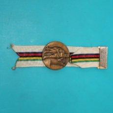 Coleccionismo deportivo: MEDALLA SEMANA INTERNACIONAL DEL PARTIDO ZÚRICH 1980, INTERNATIONALE MATCHWOCHE ZÜRICH 1980. Lote 218443082