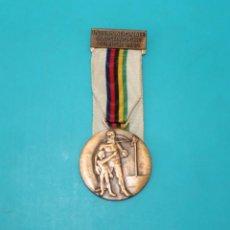 Coleccionismo deportivo: MEDALLA SEMANA INTERNACIONAL DEL PARTIDO ZÚRICH 1980, INTERNATIONALE MATCHWOCHE ZÜRICH 1980. Lote 218443198