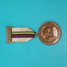 Coleccionismo deportivo: MEDALLA SEMANA INTERNACIONAL DEL PARTIDO ZÚRICH 1983, INTERNATIONALE MATCHWOCHE ZÜRICH 1983. Lote 218443371