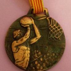 Coleccionismo deportivo: MEDALLA BALONCESTO XEVI 1989 - 5.5 CMS. Lote 218462120