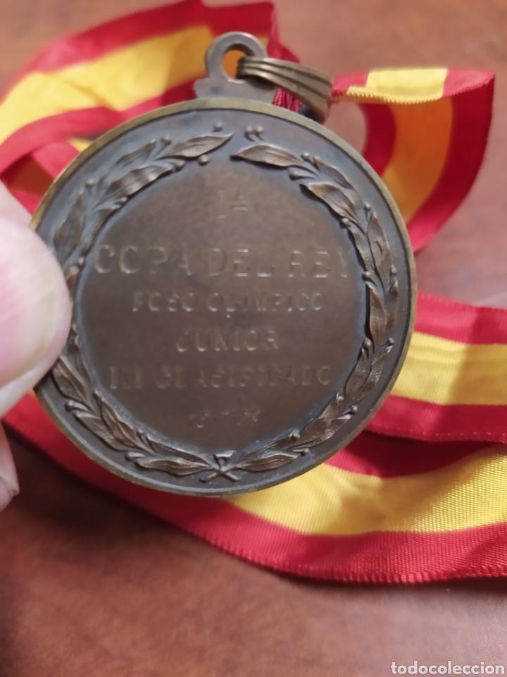 Coleccionismo deportivo: 1 Copa del Rey Tiro de pichón Gorrión Club Alicante 1979 - Foto 2 - 219028001