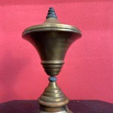 Collectionnisme sportif: COPA CHAMPION CATALUNYA 400 METROS 27 AGOSTO 1933 . ORIGINAL DE LA ÉPOCA. VER FOTOS. Lote 219389953