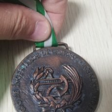 Coleccionismo deportivo: MEDALLA DEL PRIMER TROFEO DE ESQUI, SIERRA NEVADA, COLEGIO DE INGENIEROS DE CAMINOS CANALES Y PUERTO. Lote 221497556