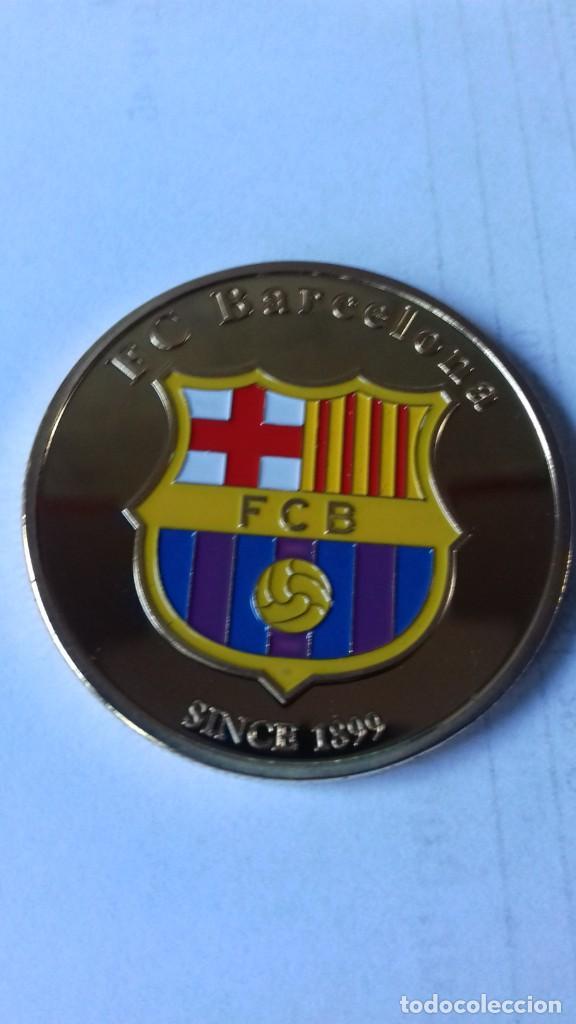 GRAN MEDALLON DE LEO MESSI (Coleccionismo Deportivo - Medallas, Monedas y Trofeos - Otros deportes)