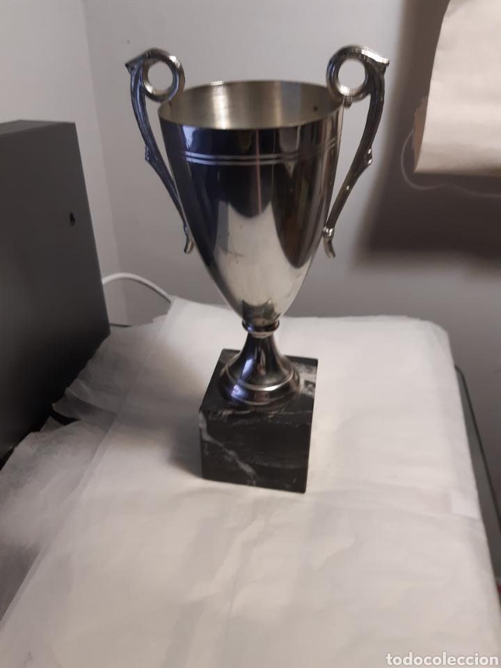 Coleccionismo deportivo: Trofeo o copa deportiva tenis - Foto 2 - 223120583