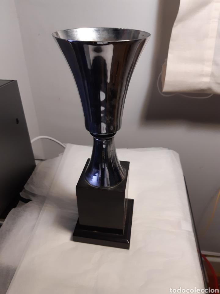 Coleccionismo deportivo: Trofeo o copa deportiva tenis - Foto 2 - 223121391