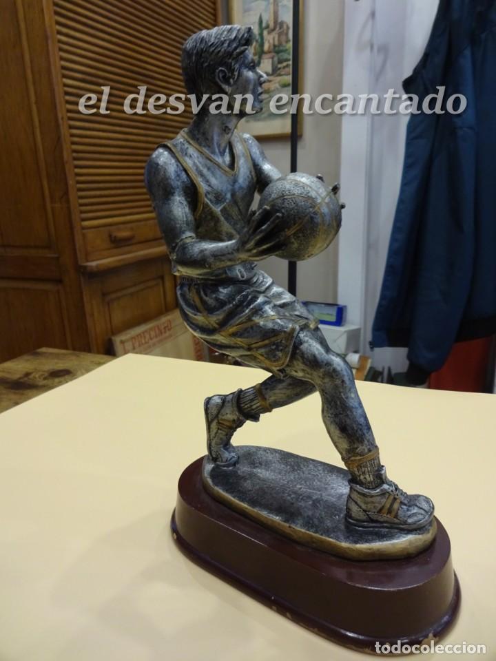 Coleccionismo deportivo: Trofeo Gasol NIKE CAMP 2005. Comú d´Andorra la Vella. - Foto 3 - 223471058