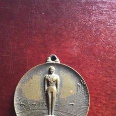 Coleccionismo deportivo: MEDALLA DE BRONCE DE ATLETISMO. Lote 226389417