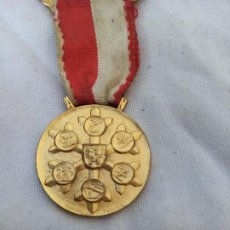 Coleccionismo deportivo: MEDALLA SUIZA ( KRAMER NEUCHATEL ). Lote 226978765