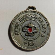 Coleccionismo deportivo: MEDALLA MILITAR DEPORTIVA 1982 VOLEYBOL. Lote 228290350
