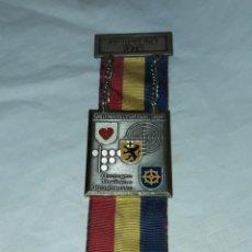 Coleccionismo deportivo: MEDALLA DE STANDWEIHE AÑO 1979 TIRO. Lote 229351810