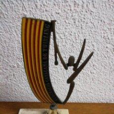 Coleccionismo deportivo: FEDERACIÓN CATALANA DE TWIRLING. Lote 232945275
