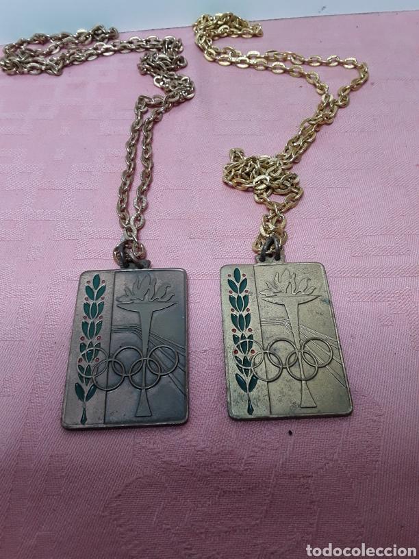 Coleccionismo deportivo: Medallas deportivas de la Sección Femenina - Foto 3 - 233501815