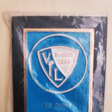 Coleccionismo deportivo: VFL BOCHUM 1848 LISTA DE HONOR / PLACA - PLAQUE ON WOODEN PANEL RARE. Lote 236168515