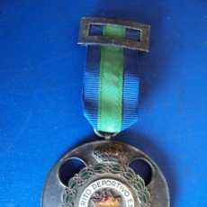 Collezionismo sportivo: (MEDP-210208)MEDALLA AL MERITO DEPORTIVO AL SR.D. GREGORIO ROJO SAGREDO. Lote 241929930